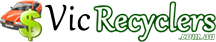 vicrecyclers Logo