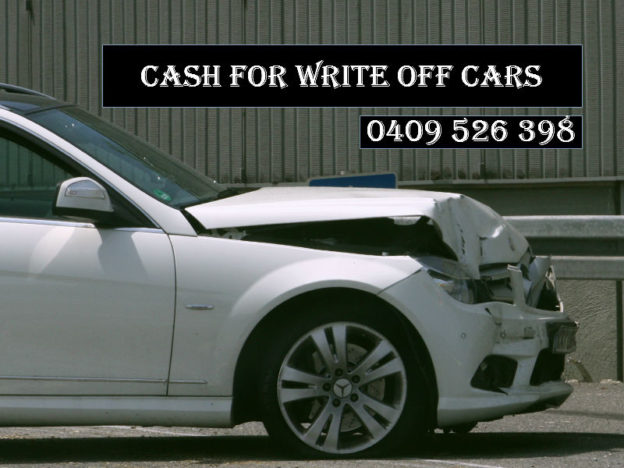 cash for write off cars Melbourne
