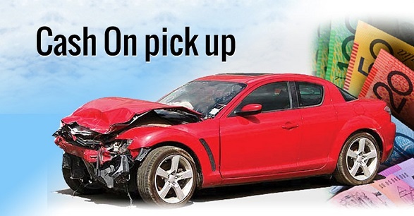 Cash for accident cars