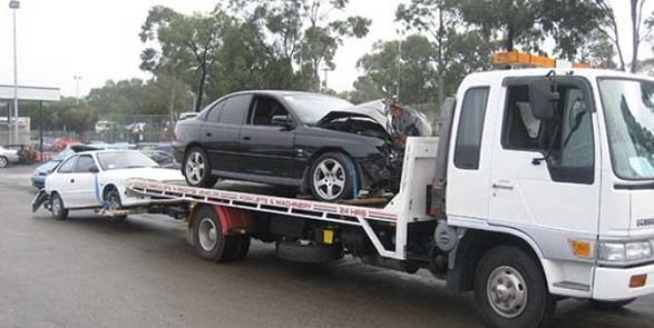 damage car removal melbourne