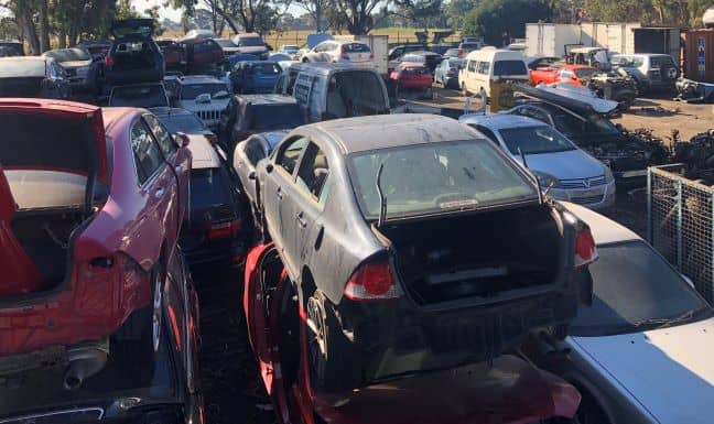 Car Recyclers Melbourne